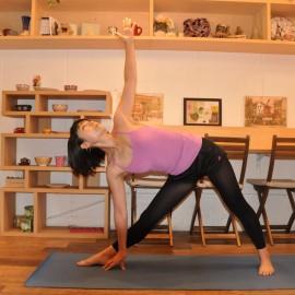 Morning Yoga in 中目黒