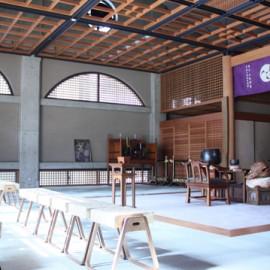 12月27日 お寺で108回太陽礼拝!2015年のヨガ納め