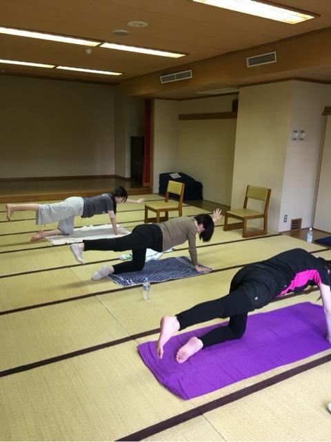 マタニティヨガ 田町芝浦クラス